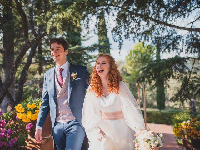 La boda de Jorge y Gabriela en San Agustin De Guadalix, Madrid 264