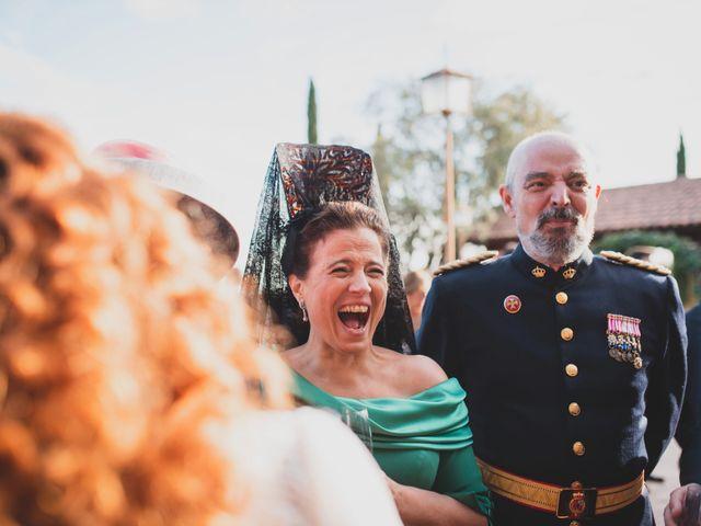 La boda de Jorge y Gabriela en San Agustin De Guadalix, Madrid 265