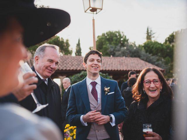 La boda de Jorge y Gabriela en San Agustin De Guadalix, Madrid 271