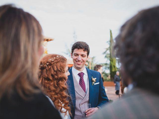 La boda de Jorge y Gabriela en San Agustin De Guadalix, Madrid 278