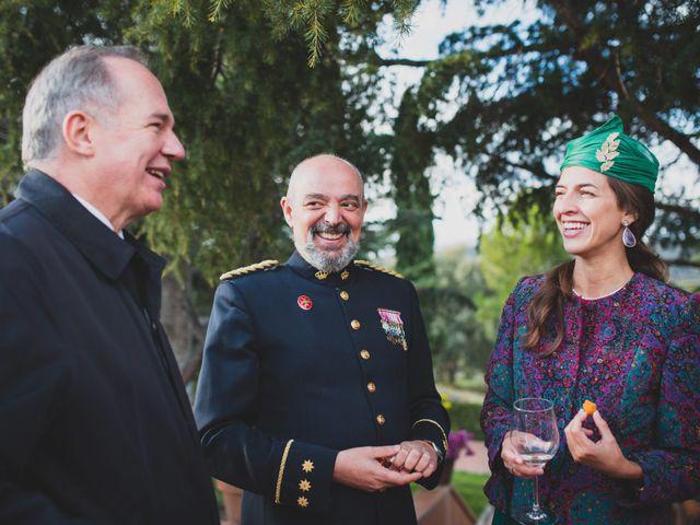 La boda de Jorge y Gabriela en San Agustin De Guadalix, Madrid 279