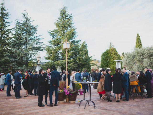 La boda de Jorge y Gabriela en San Agustin De Guadalix, Madrid 280