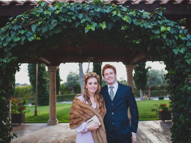 La boda de Jorge y Gabriela en San Agustin De Guadalix, Madrid 285