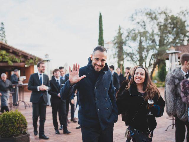 La boda de Jorge y Gabriela en San Agustin De Guadalix, Madrid 287