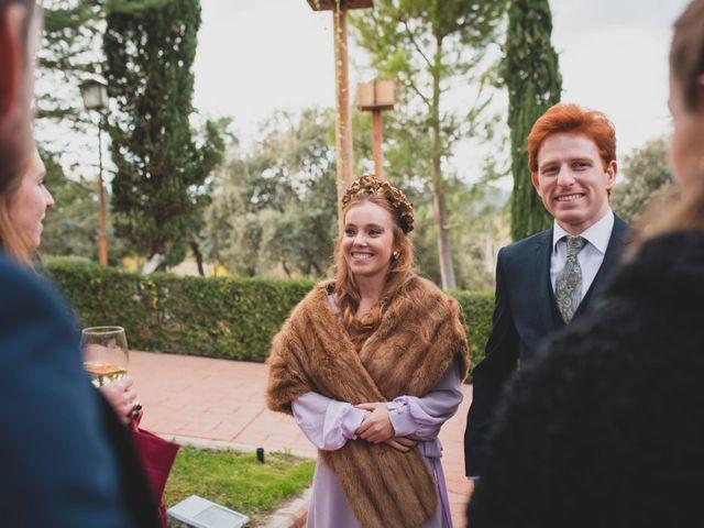 La boda de Jorge y Gabriela en San Agustin De Guadalix, Madrid 288