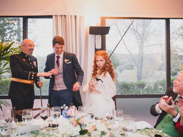 La boda de Jorge y Gabriela en San Agustin De Guadalix, Madrid 307