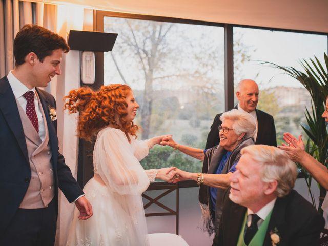 La boda de Jorge y Gabriela en San Agustin De Guadalix, Madrid 315
