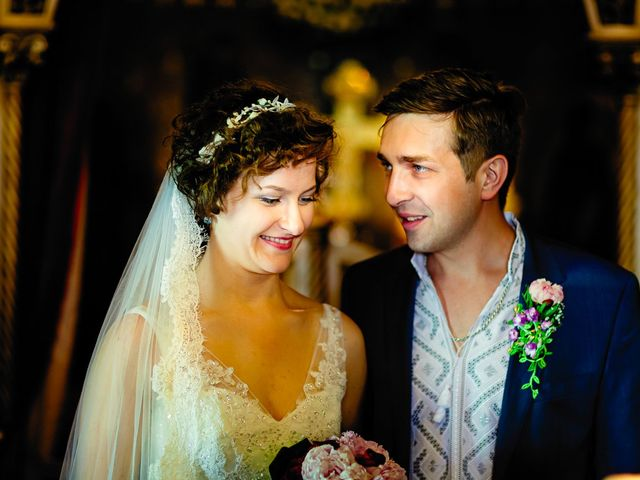 La boda de Andry y Sofiya