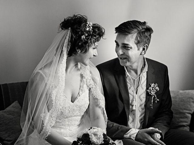 La boda de Sofiya y Andry en Madrid, Madrid 8