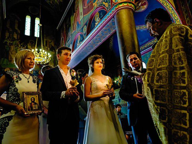 La boda de Sofiya y Andry en Madrid, Madrid 10