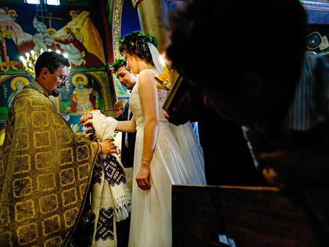 La boda de Sofiya y Andry en Madrid, Madrid 11