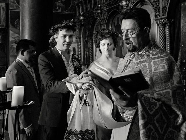 La boda de Sofiya y Andry en Madrid, Madrid 12