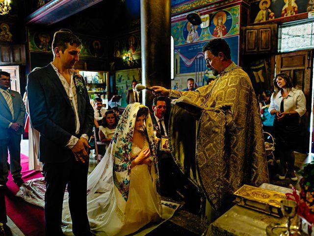 La boda de Sofiya y Andry en Madrid, Madrid 14