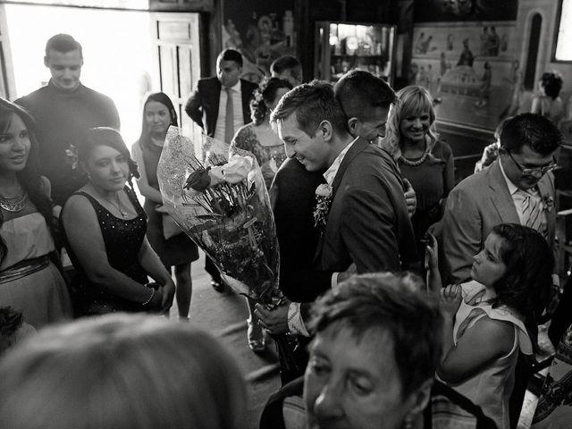 La boda de Sofiya y Andry en Madrid, Madrid 16