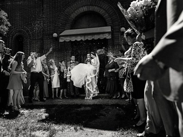 La boda de Sofiya y Andry en Madrid, Madrid 17