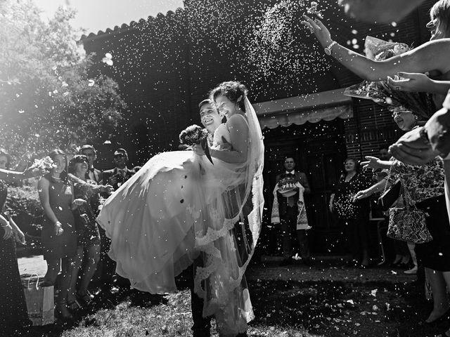 La boda de Sofiya y Andry en Madrid, Madrid 18