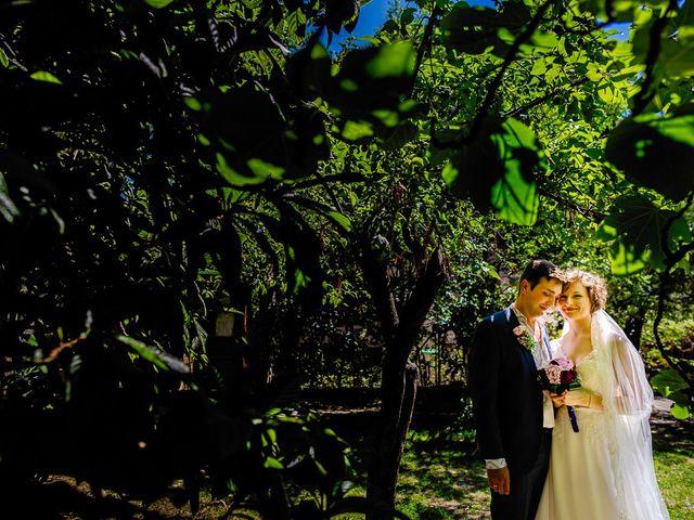 La boda de Sofiya y Andry en Madrid, Madrid 21