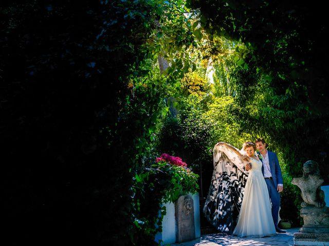La boda de Sofiya y Andry en Madrid, Madrid 22