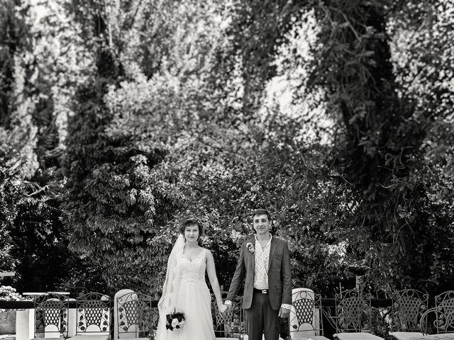 La boda de Sofiya y Andry en Madrid, Madrid 23