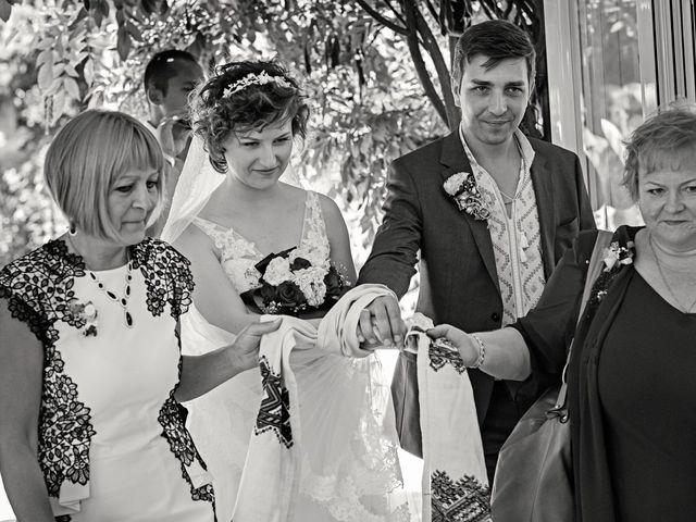 La boda de Sofiya y Andry en Madrid, Madrid 24