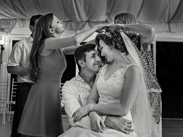 La boda de Sofiya y Andry en Madrid, Madrid 39
