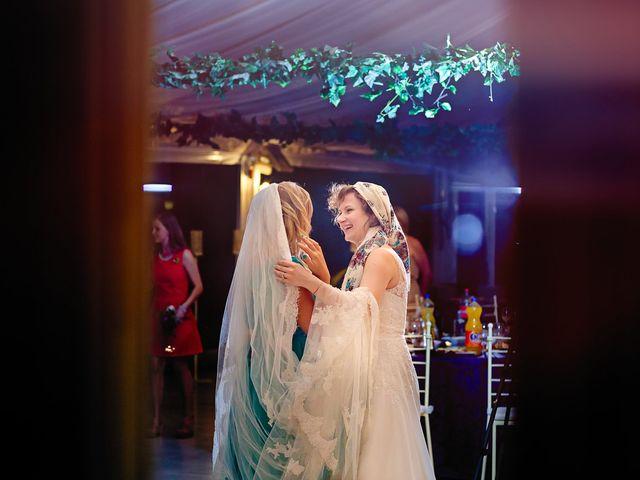 La boda de Sofiya y Andry en Madrid, Madrid 41