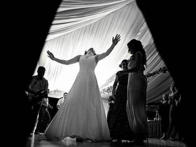 La boda de Sofiya y Andry en Madrid, Madrid 45