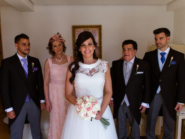 La boda de Alfonso y Isa en Murcia, Murcia 11