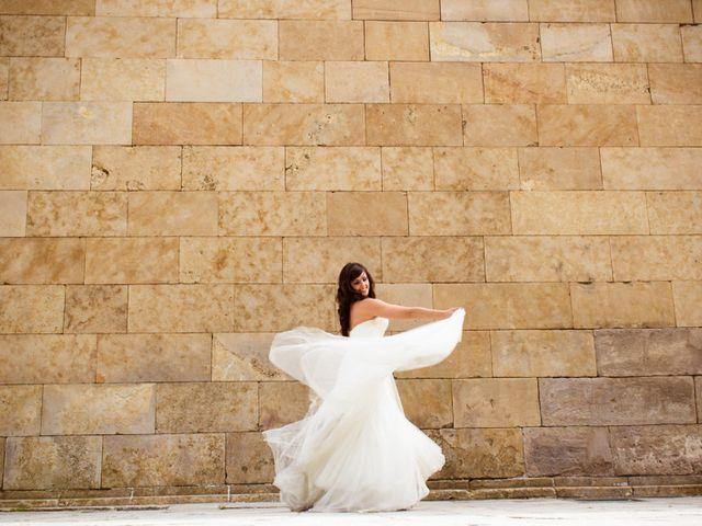 La boda de Alfonso y Isa en Murcia, Murcia 23