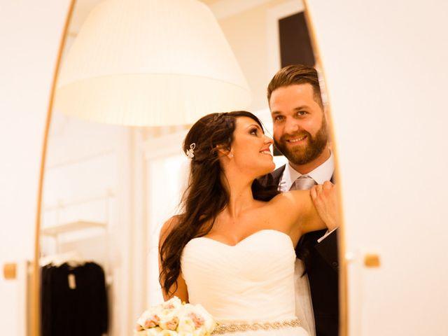 La boda de Alfonso y Isa en Murcia, Murcia 24