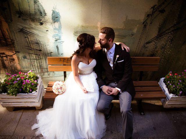 La boda de Alfonso y Isa en Murcia, Murcia 25