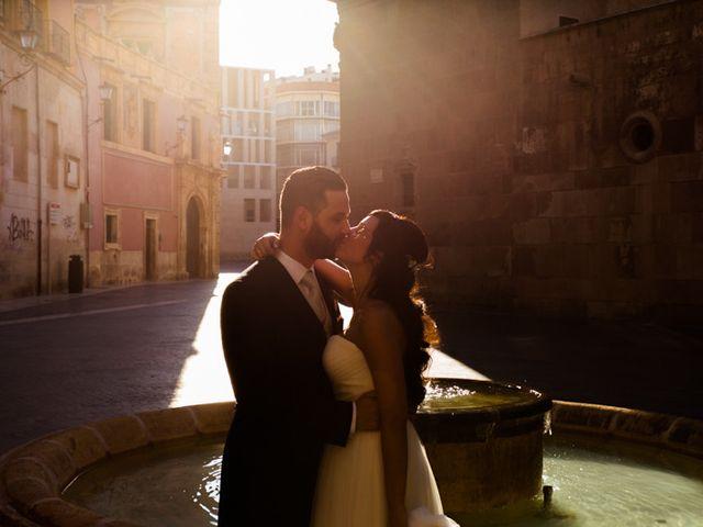 La boda de Alfonso y Isa en Murcia, Murcia 26