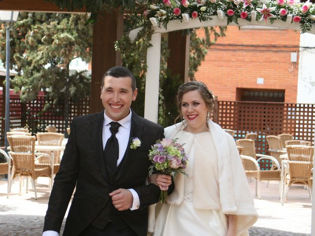 La boda de Lourdes y Nacho