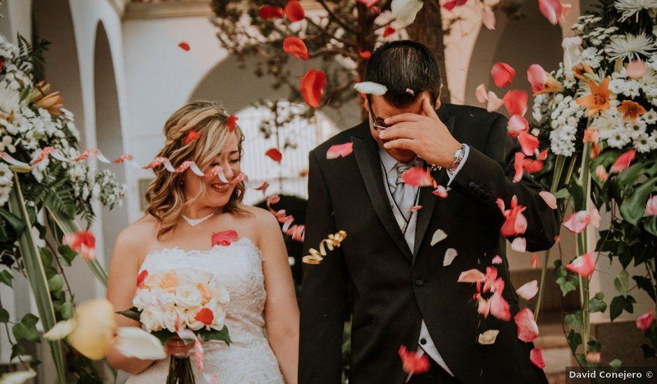 La boda de Antonio y Carmen en Albacete, Albacete