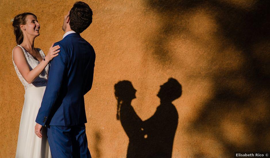 La boda de Ignasi y Andrea en Girona, Girona