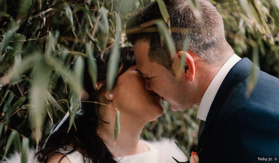 La boda de Chito y Marta en Redondela, Pontevedra