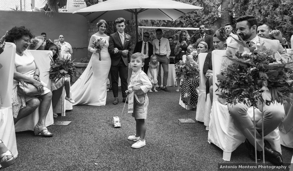La boda de Angel y Miriam en Jerez De La Frontera, Cádiz