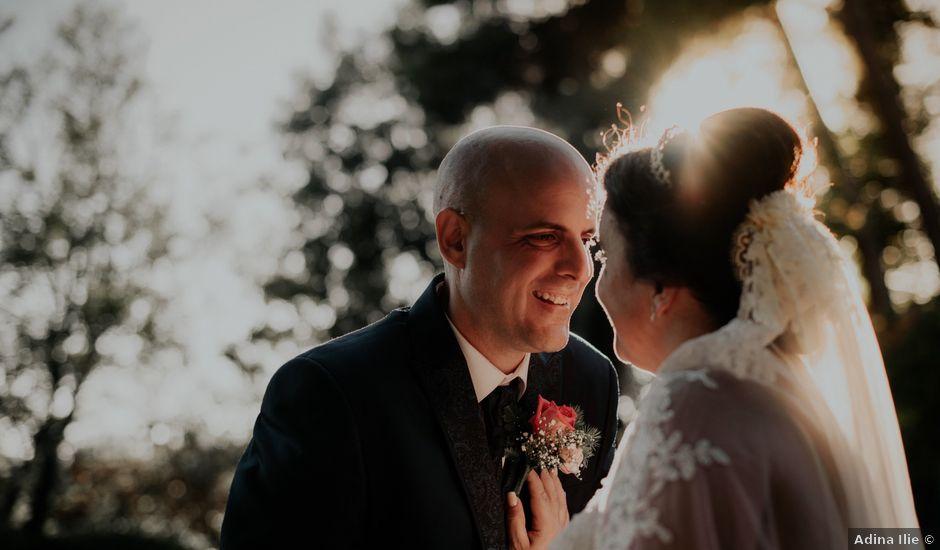 La boda de Ivan y Eva en Castelldefels, Barcelona