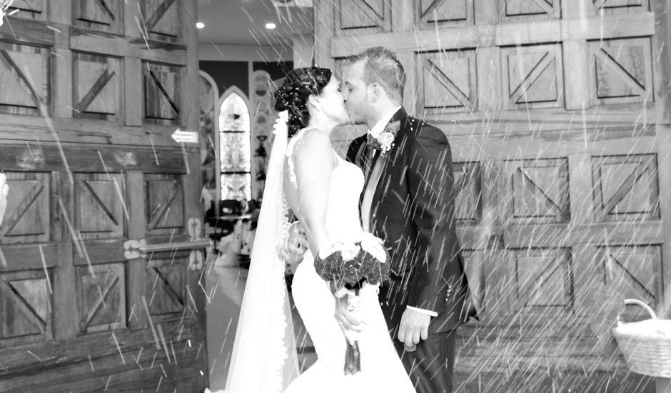 La boda de Nuria y Manuel en Calp/calpe, Alicante