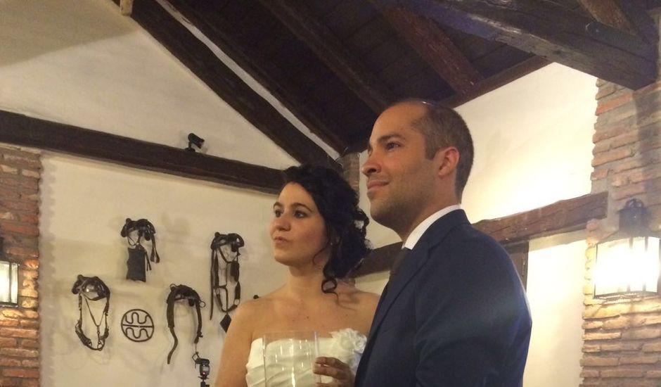 La boda de Luis y Paula en Madrid, Madrid