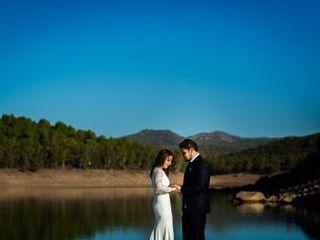 La boda de Alejandra y Iván