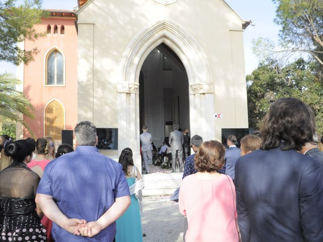 La boda de Miguel y Clara en Altea, Alicante 1