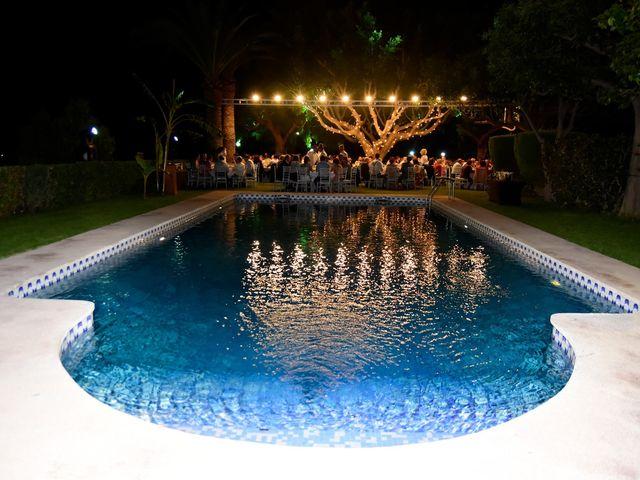 La boda de Miguel y Clara en Altea, Alicante 2