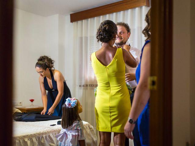 La boda de Iván y Alejandra en Zalamea De La Serena, Badajoz 3