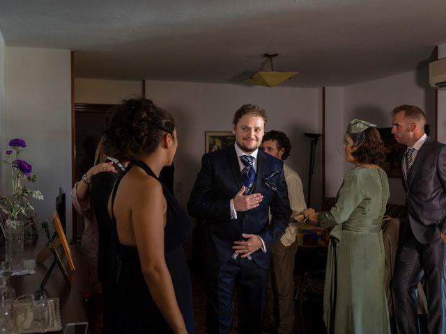 La boda de Iván y Alejandra en Zalamea De La Serena, Badajoz 4