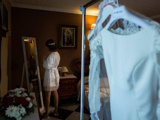 La boda de Iván y Alejandra en Zalamea De La Serena, Badajoz 8