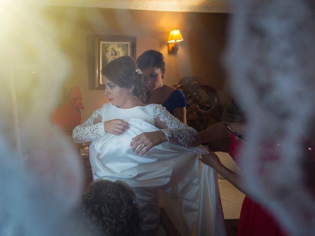 La boda de Iván y Alejandra en Zalamea De La Serena, Badajoz 14
