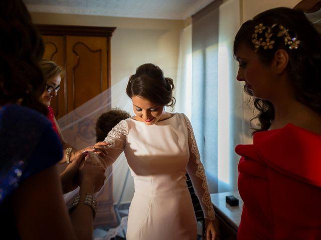 La boda de Iván y Alejandra en Zalamea De La Serena, Badajoz 16