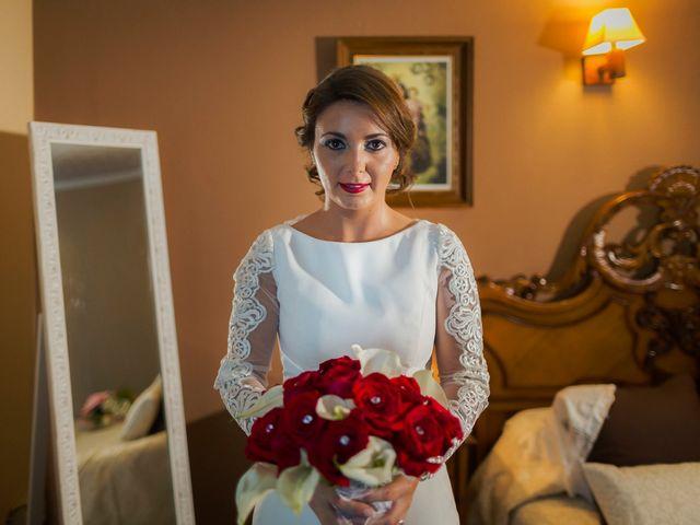 La boda de Iván y Alejandra en Zalamea De La Serena, Badajoz 18