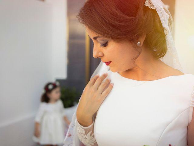 La boda de Iván y Alejandra en Zalamea De La Serena, Badajoz 20